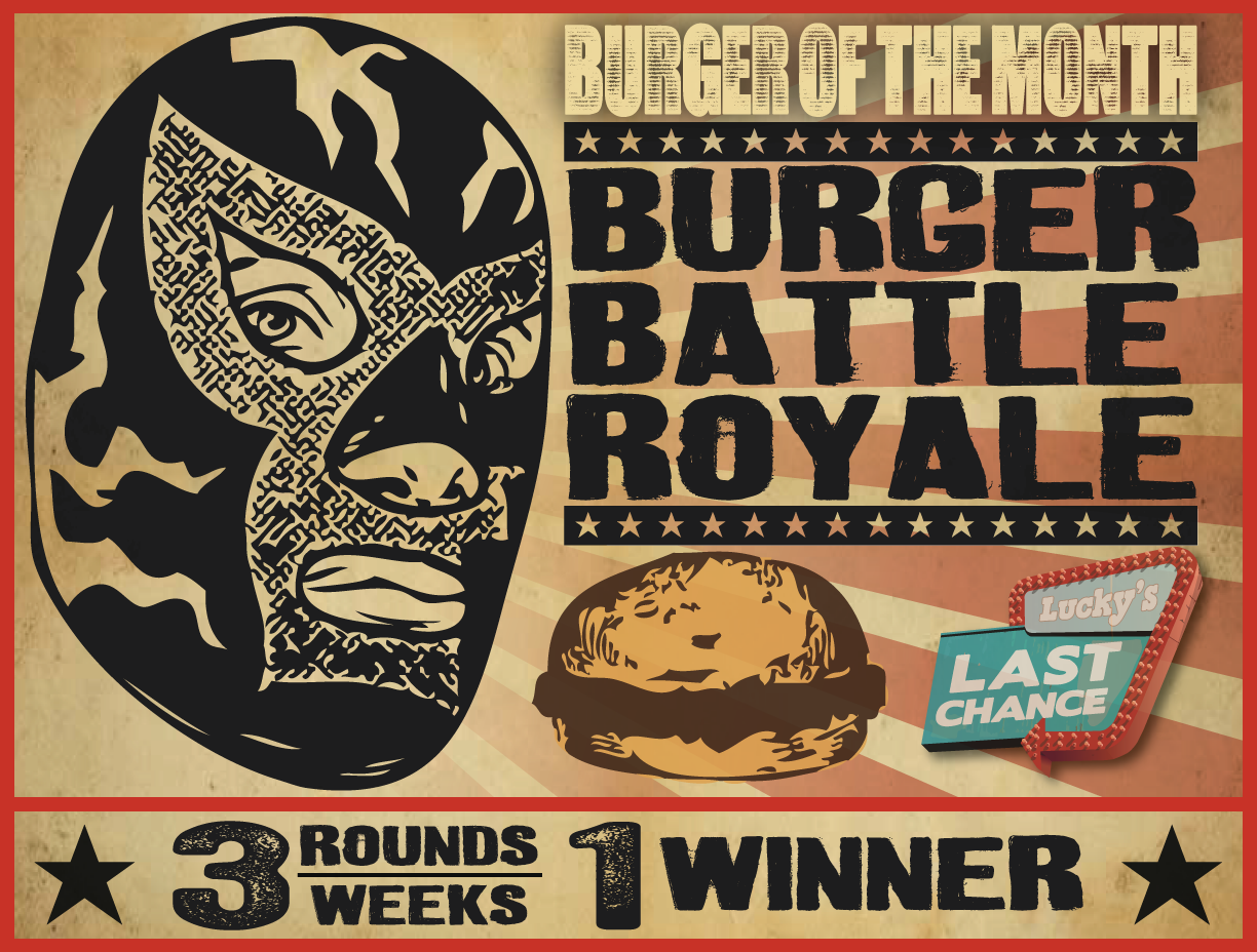 Month Long Burger Battle Royale